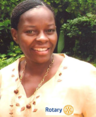 Julie Kamuzze-Musoke