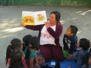 Culture of Reading Program, Guatemala
