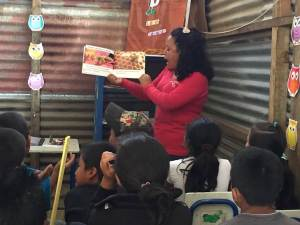 Culture of Reading Program, Guatemala