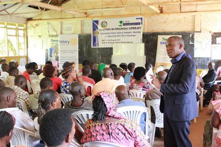 Rotary Club of Kampala-Nsambyat