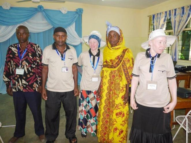 Healers and Albinos