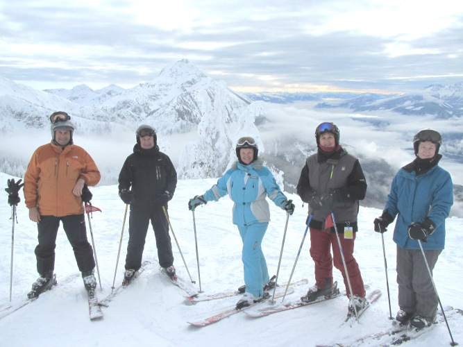Skiing Fellowship