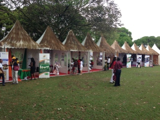 2015 West Africa Project Fair