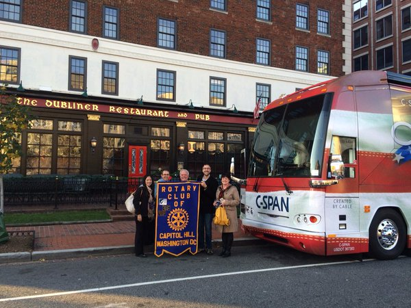 Photo Courtesy of the Rotary Club of Capitol Hill