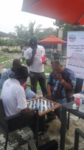 The International Fellowship of Draughts Playing Rotarians