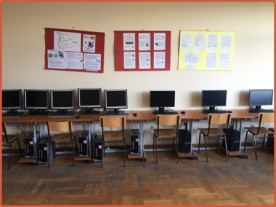 New equipment provided by Rotary Club of Cesena and eight other clubs from D2072 and D2483.