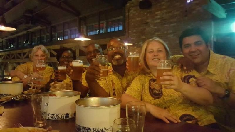 Beers Rotarians Enjoy Worldwide (BREW)