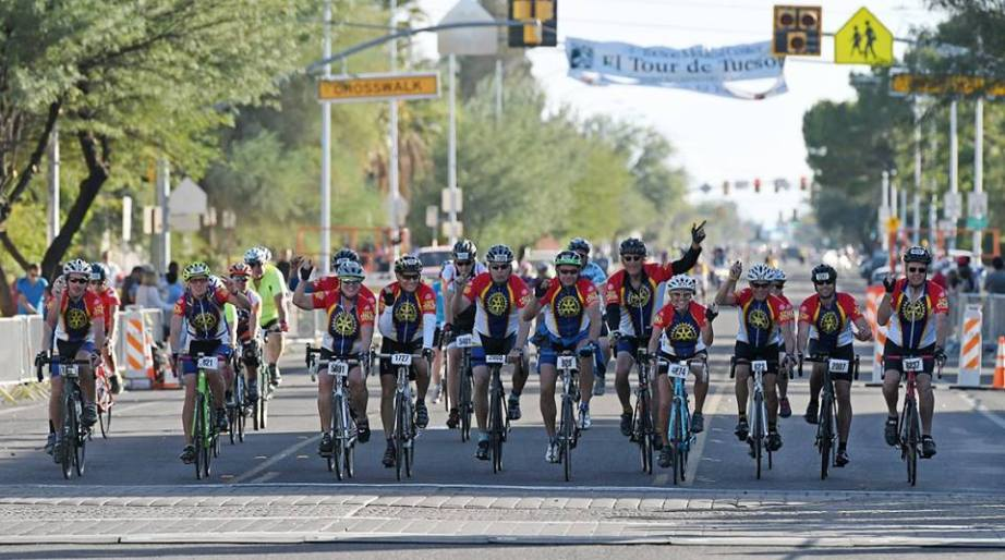 Rotarians Fellowship of Cycling to Serve USA Canada