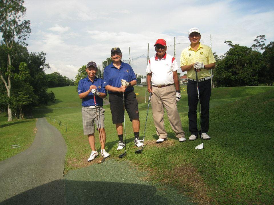 The Golfing Fellowship