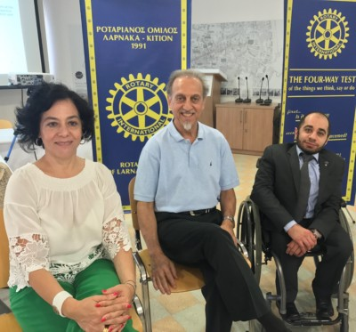 Cyprus Rotary Peace Project