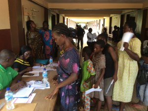 Providing access to healthcare to millions across Africa and
