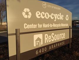 Eco-Cycle, Boulder, Colorado
