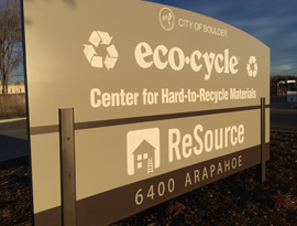 Eco-Cycle, Boulder, Colorado